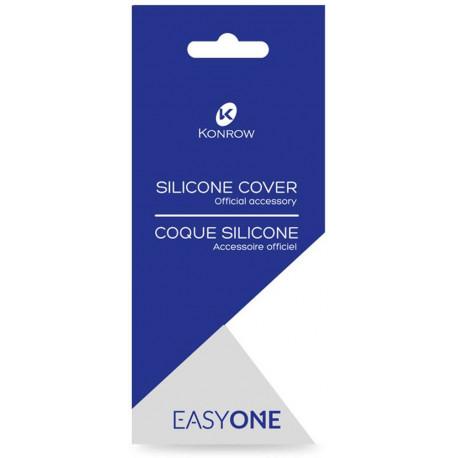 Coque Silicone Transparente Officiel pour Konrow Easy One