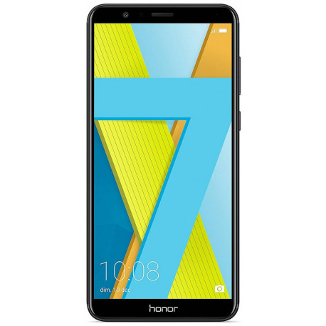 Huawei Honor 7X Double Sim Noir