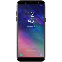 Samsung Galaxy A6 - 32Go, 3Go RAM - Noir