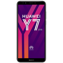 Huawei Y7 (2018)  - 16Go, 2Go RAM - Noir