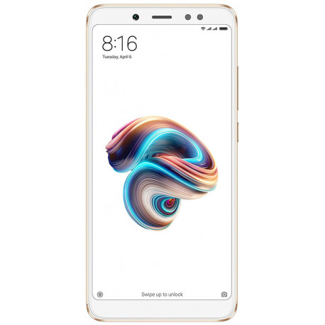 Xiaomi Redmi Note 5 - Double Sim - 32Go, 3Go RAM - Or
