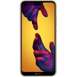 Huawei P20 Lite - Double Sim - 64Go, 4Go RAM - Or