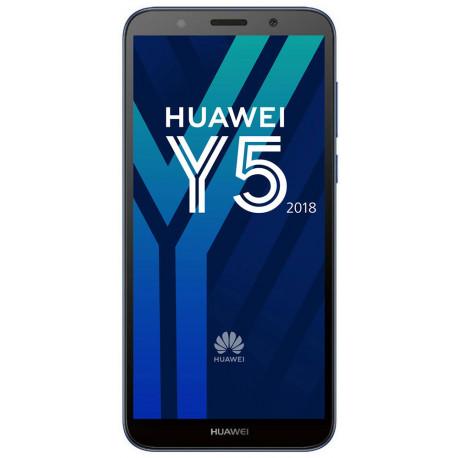 Huawei Y5 (2018) - Double Sim - 16Go, 2Go RAM - Bleu