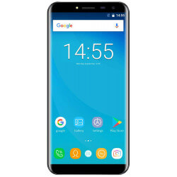 Oukitel C8 - Version 3G - Double Sim - 16 Go, 2Go RAM - Noir