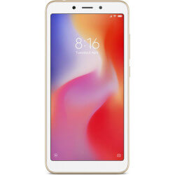 Xiaomi Redmi 6A - Double Sim - 16Go, 2Go RAM - Or