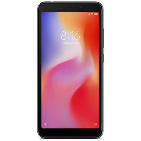 Xiaomi Redmi 6A - Double Sim - 16Go, 2Go RAM - Noir