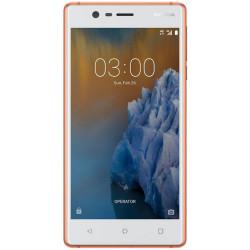 Nokia 3 - Double Sim - Blanc/Cuivre