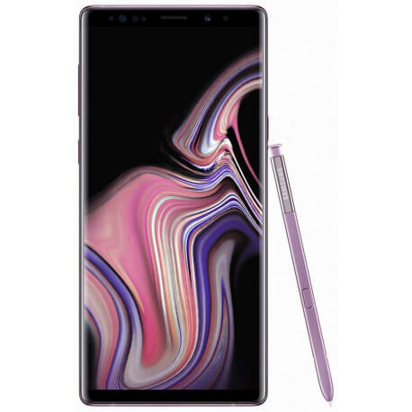 Samsung N960F/DS Galaxy Note 9 - 512 Go, 8Go RAM - Violet