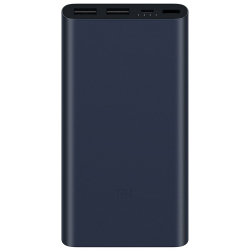 Xiaomi Mi Power Bank 2S - 10000mAh - 2 Ports USB - Noir