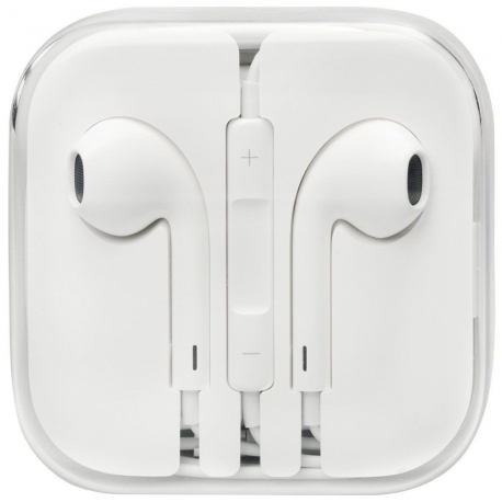 Apple MD827 Écouteur d'Origine Pour Iphone (Jack 3.5) - Blanc