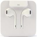 Apple MMTN2 - Écouteurs EarPods d'Origine Pour Iphone - Lightning - Fourni Avec Adaptateur Lightning vers Jack - Blanc (En Vrac)