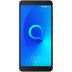 Alcatel 5026D 3C - Double Sim - Noir