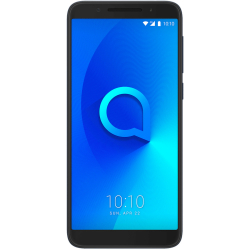Alcatel 3 5052D - Double Sim - Noir