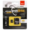 Carte Mémoire Imro 16 Go (Avec Adaptateur carte SD)