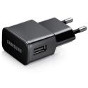 Samsung ETAOU83EBE - Adaptateur Secteur USB - 1A, 5V - Noir (En Vrac)