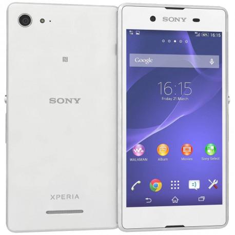 Sony Xperia E3 Blanc