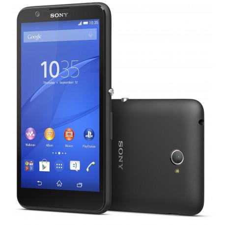 Sony E2105 Xperia E4 Noir