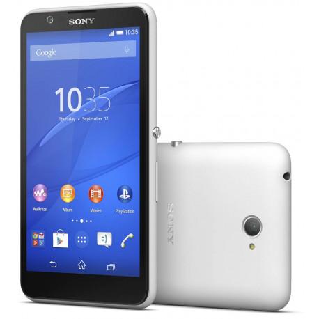Sony D2115 Xperia E4 Dual Blanc