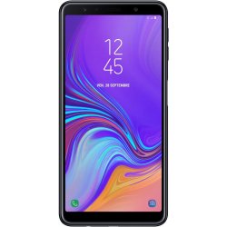 Samsung A750N/DS Galaxy A7 - Double Sim - 64Go, 4Go RAM - Noir