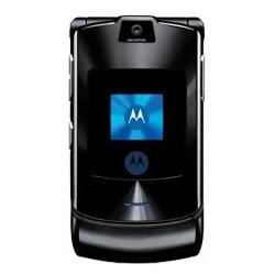 Motorola Razr V3i - Noir (Reconditionné)