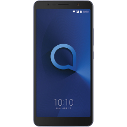 Alcatel 5026D 3C - Double Sim - Bleu