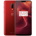 OnePlus 6 (A6003) - Double Sim - 128Go, 8Go RAM - Rouge