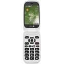 Doro 6520 Clapet - Gris / Blanc