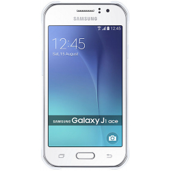 Samsung J111F/DS Galaxy J1 Ace Double Sim LTE Blanc (Version NON Garantie*)
