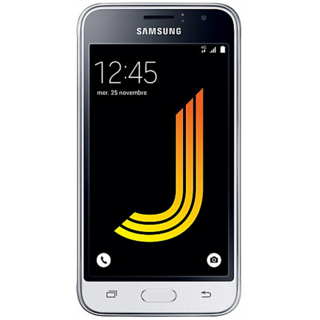 Samsung J120H/DS Galaxy J1 (2016) Double Sim Blanc