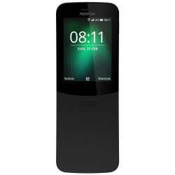 Nokia 8110 Double SIM Noir