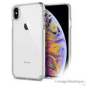 Coque Silicone Transparente pour iPhone XS Max