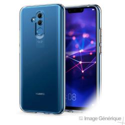 Coque Silicone Transparente pour Huawei Mate 20 Lite