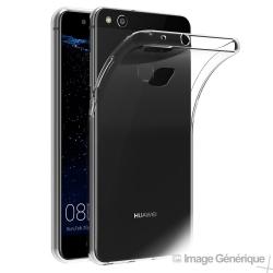 Coque Silicone Transparente pour Huawei P10 Lite