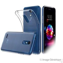 Coque Silicone Transparente pour LG K11