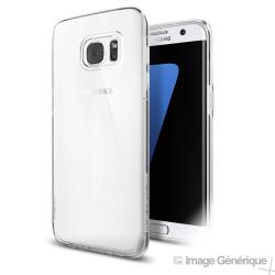 Coque Silicone Transparente pour Samsung Galaxy S7 Edge