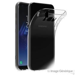 Coque Silicone Transparente pour Samsung Galaxy S8