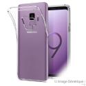 Coque Silicone Transparente pour Samsung Galaxy S9