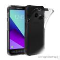 Coque Silicone Transparente pour Samsung Galaxy XCOVER 4 / 4S