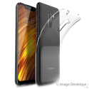 Coque Silicone Transparente pour Xiaomi Pocophone F1