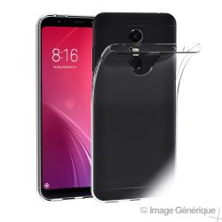 Coque Silicone Transparente pour Xiaomi Redmi 5 Plus