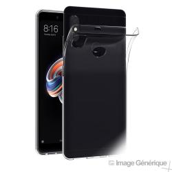 Coque Silicone Transparente pour Xiaomi Redmi 5