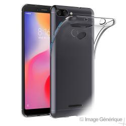 Coque Silicone Transparente pour Xiaomi Redmi 6A