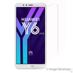 Verre Trempé Pour Huawei Y6 2018 (9H, 0.33mm)