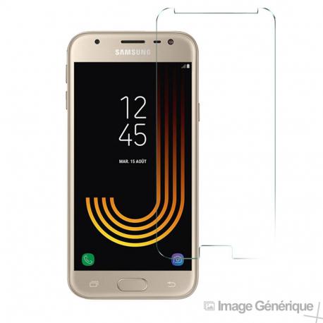 Verre Trempé Pour Samsung J3 2017 (9H, 0.33mm)