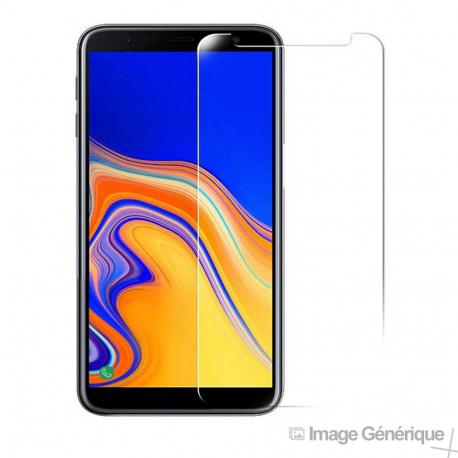 Verre Trempé Pour Samsung J4 Plus (9H, 0.33mm)