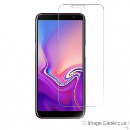 Verre Trempé Pour Samsung J6 Plus (9H, 0.33mm)