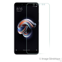 Verre Trempé Pour Xiaomi Redmi Note 5 (9H, 0.33mm)