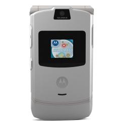 Motorola Razr V3i - Argent (Reconditionné)
