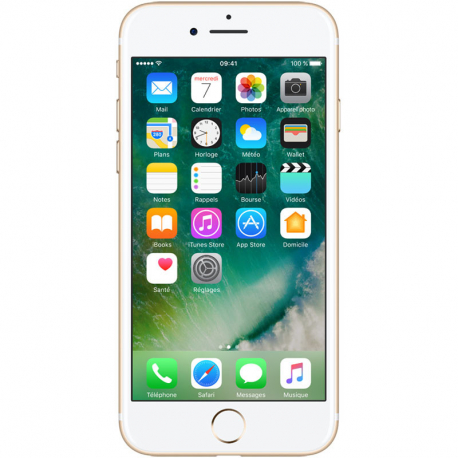 """Iphone 7 128Go Or - """"RelifeMobile"""" Grade A"""