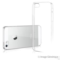 Coque Silicone Transparente pour iPhone 5/5S